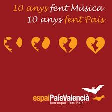 10 anys espai pais valencià
